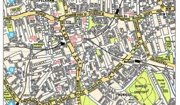 'Sounds Maps' – Music History of Peckham & Camberwell