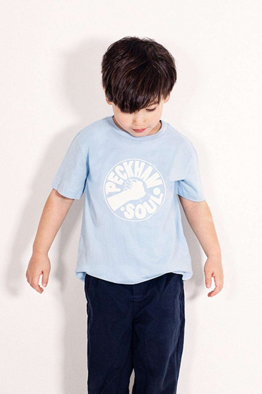 Peckham Soul Kids - Light Blue, 11-12Y
